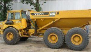 Volvo A25c Tractor Manual de Reparacion | Heavy equipment | Repair