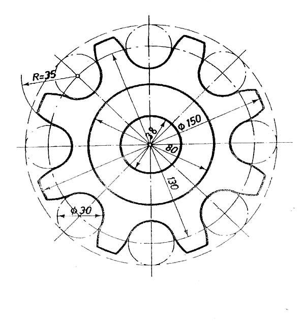 Estos Dibujos Fueron Tomados Desde Diversos Sitios De Internet Y Solo Tienen Como Proposito Servir Como Dibujos En Autocad Dibujo Mecanico Ejercicios De Dibujo
