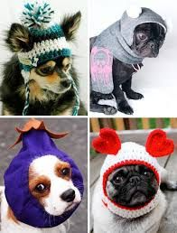 смешно зимние шапки вязание спицами и крючком - Szukaj w Google