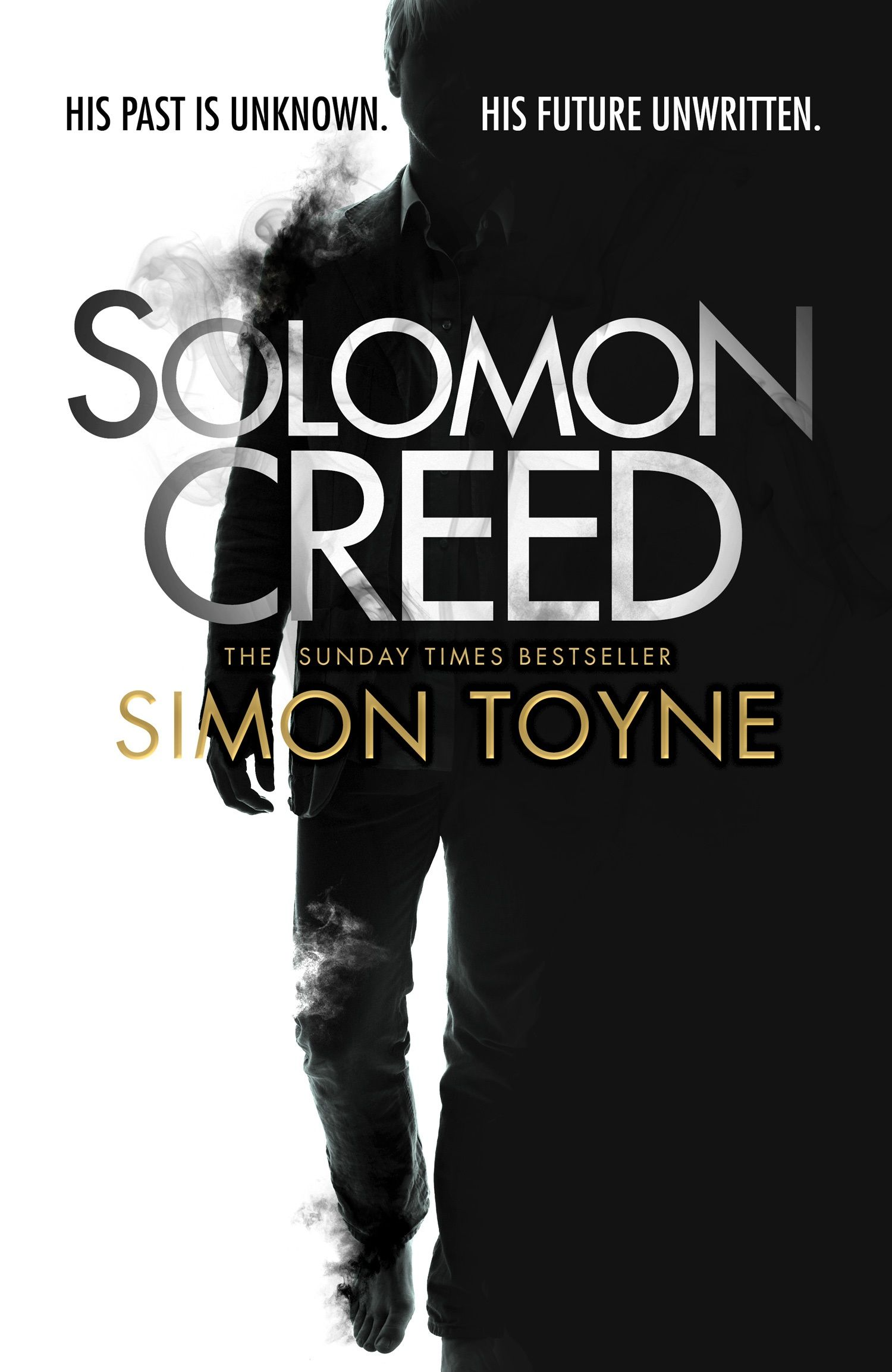 "Simon Toyne. ""Solomon Creed"". Editorial Círculo de Lectores"