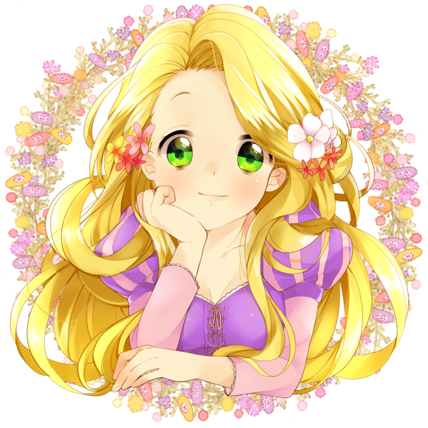 最高の壁紙 一番好き ラプンツェル イラスト かわいい Disney Princess Anime Disney Anime Style Disney Cartoons