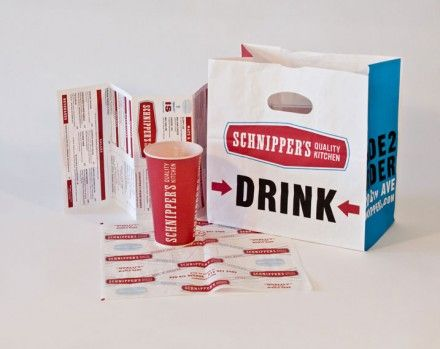 More Americana Branding | Restaurant branding, marketing and other notes on various design topics