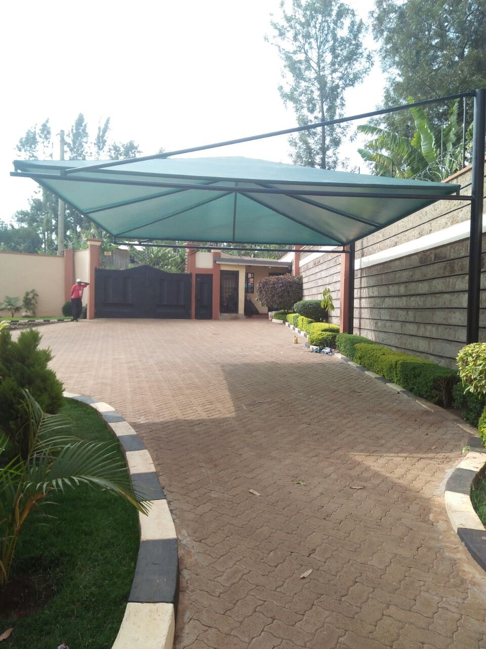 Services Leading car parking shades, carpets, shade