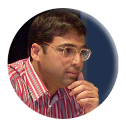 Viswanathan Anand's Popularity Ranking on Internet by CelRank