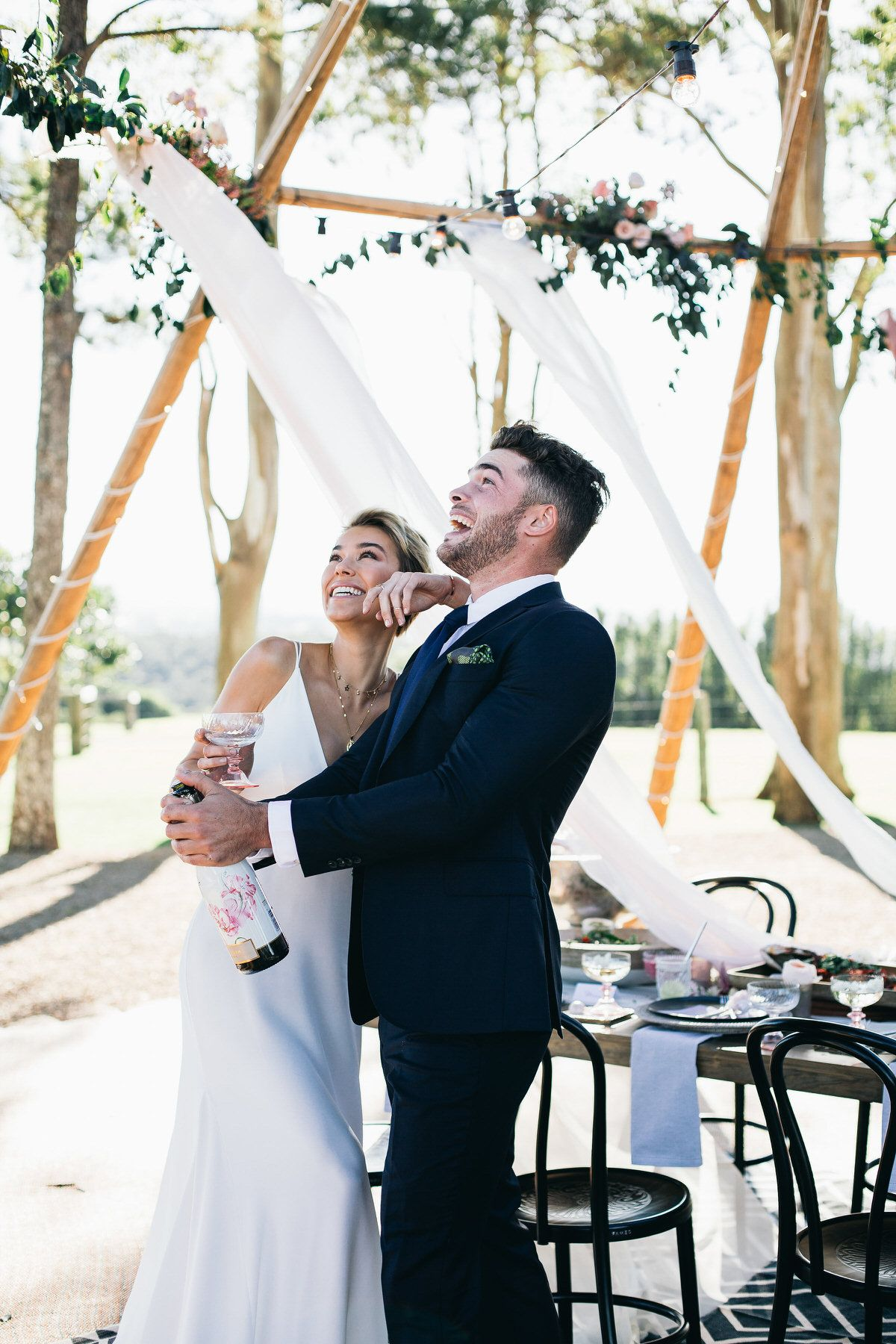 Whimsical Romantic Byron Bay Wedding Ideas Byron bay