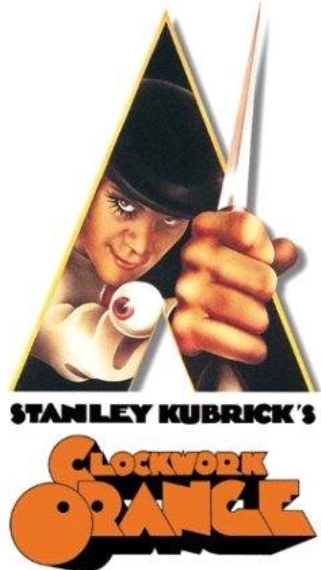 La Naranja Mecanica S Kubrick Clockwork Orange Film Stanley