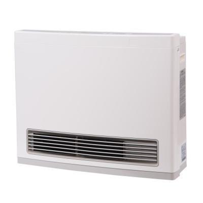 Rinnai 24 000 Btu Natural Gas Vent Free Fan Convector White In