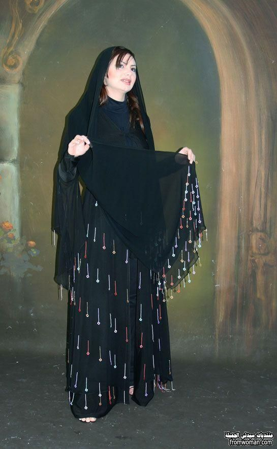 اجمل عبايات سوداء سعودى انيقة عبايات سوداء موضة 2016 Fashion Dresses Victorian Dress