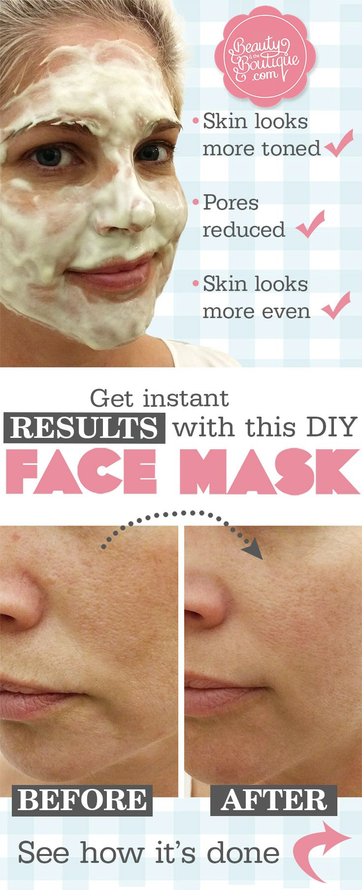 Get Results With This Diy Face Mask With Images Face Mask For