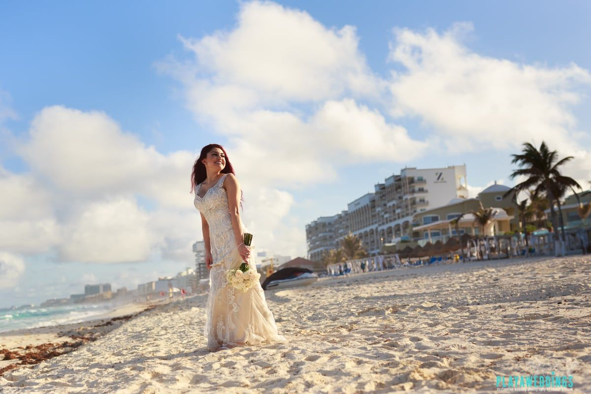 Lace wedding dress inspiration yes i do in tropicalbeach