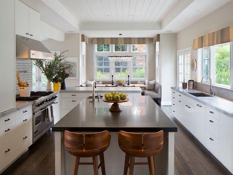 A modern farmstead - desire to inspire - desiretoinspirenet - dekovorschlage wohnzimmer essbereich
