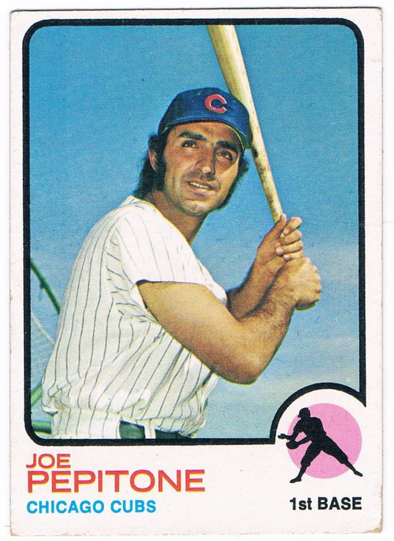 Joe Pepitone Having A Crush On A Cubs Dude Is Totally Inappropriate