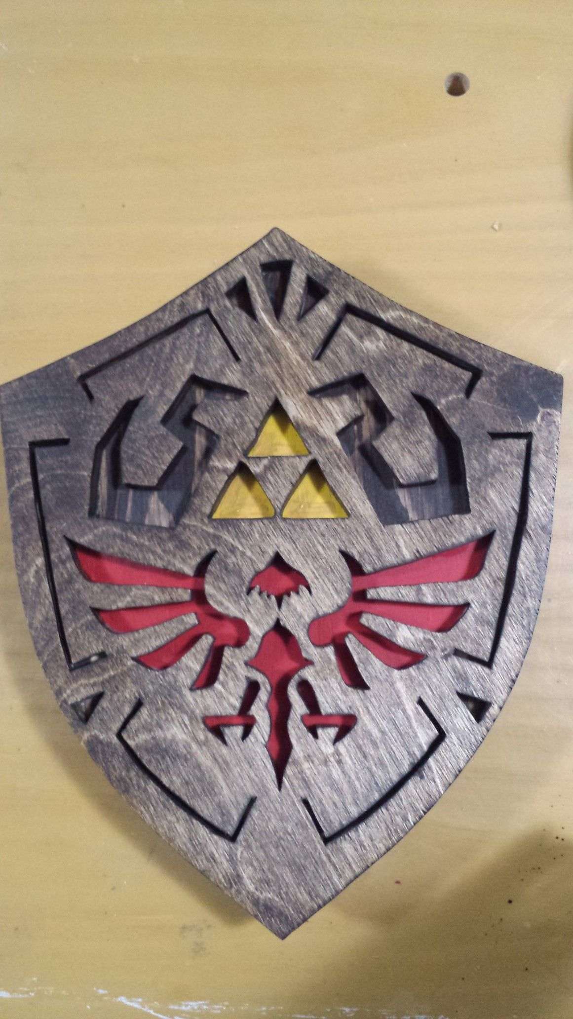 Zelda shield my projects pinterest