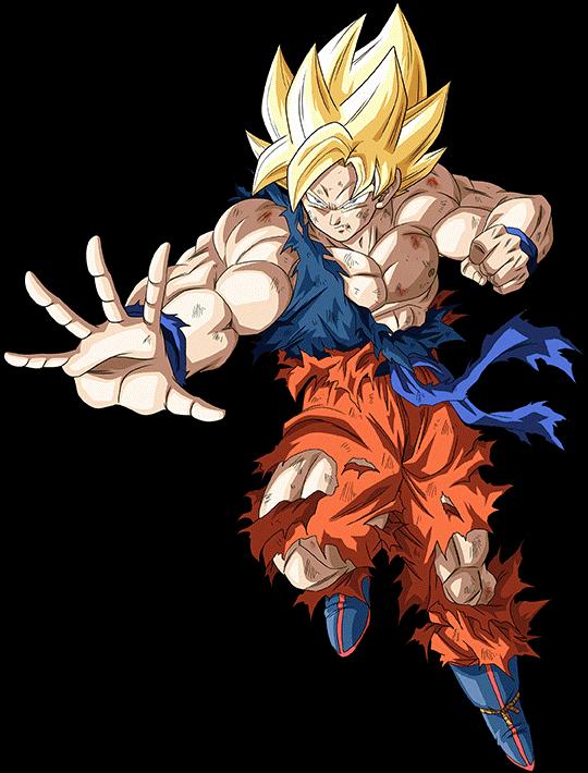 Goku Ssj Namek Saga Render 12 By Maxiuchiha22 On Deviantart Dragon Ball Art Anime Dragon Ball Super Dragon Ball Artwork