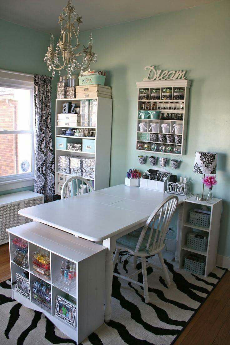 Sew Room For The Home Pinterest Room Crafts And Sewing Rooms