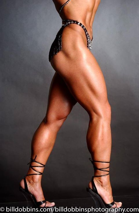 Female legs muscular NY Daily