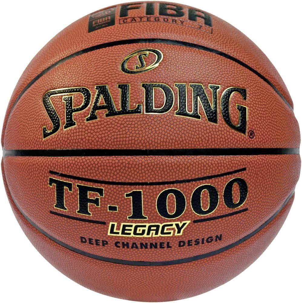 62cd3808ee0 Korvpall Spalding TF-1000 FIBA | Sport | Fiba basketball, Basketball ...