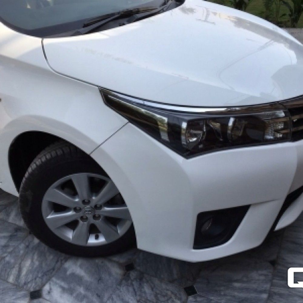 Comments By Seller Assalam 0 Alaikum 14 Altis 1 8 Cvt I Super White Colour Totally Orginal Paint Lahore Reg First Owner 2015 Toyota Toyota Corolla Corolla