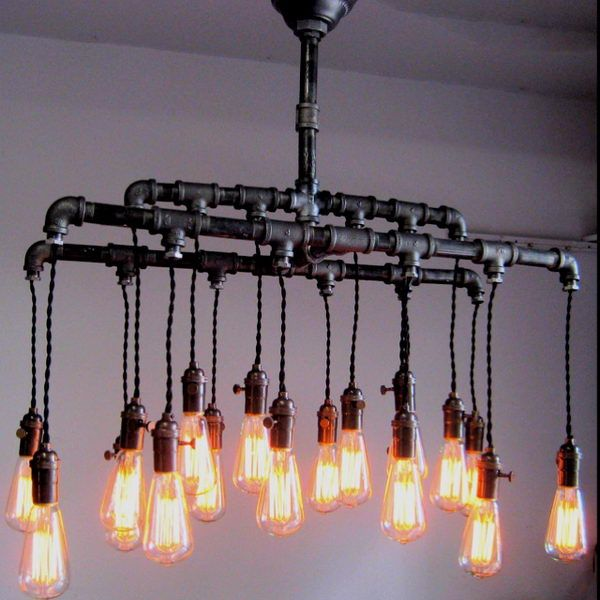 Basement Lighting Fixtures: Pin By Joyce Griffin On Cool Lighting