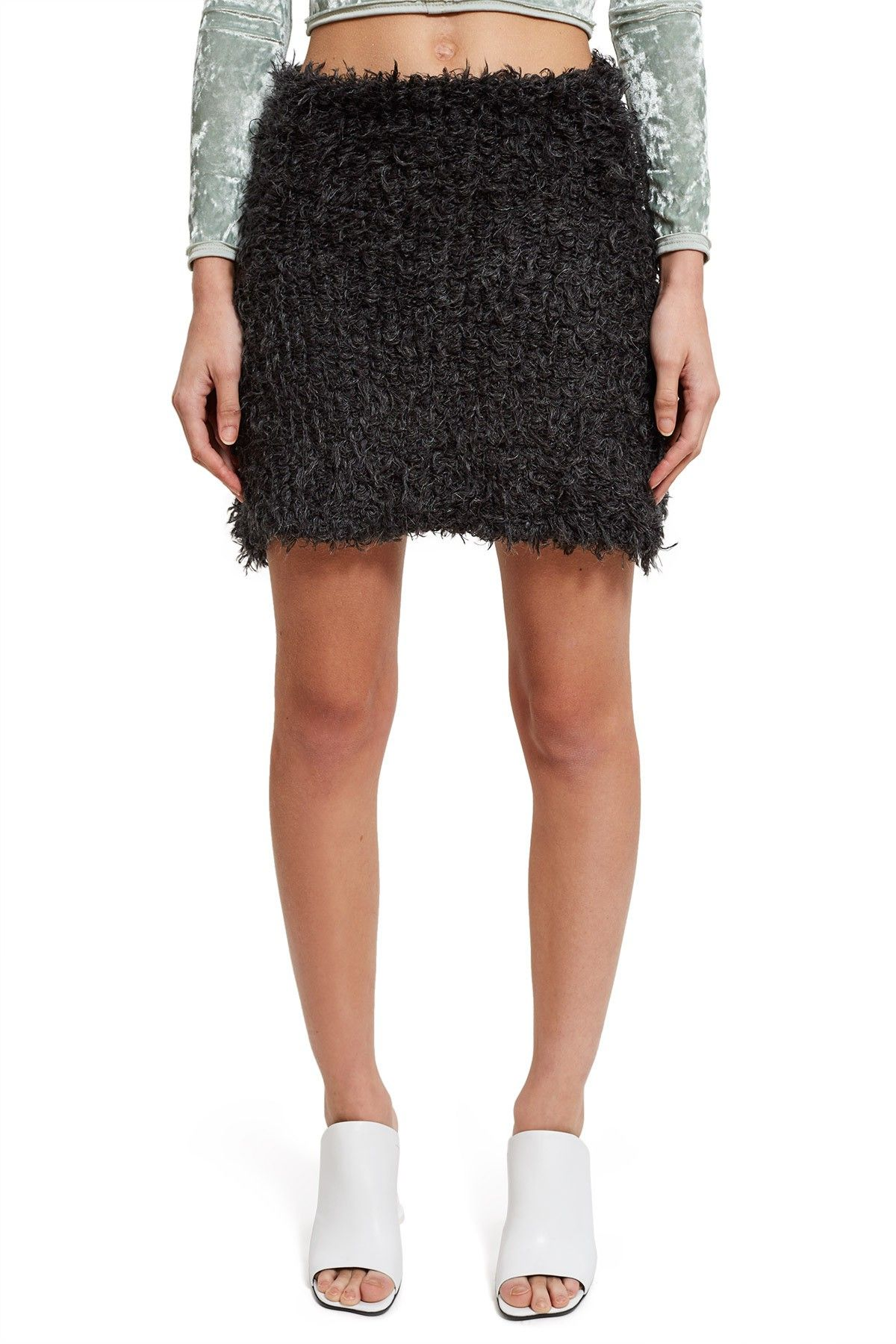 Skirt Hairy