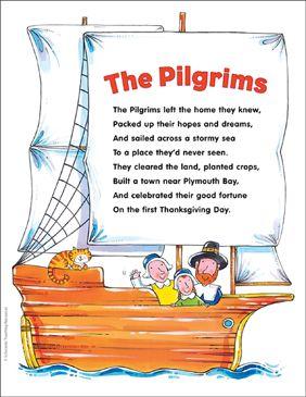 Pilgrims Poem