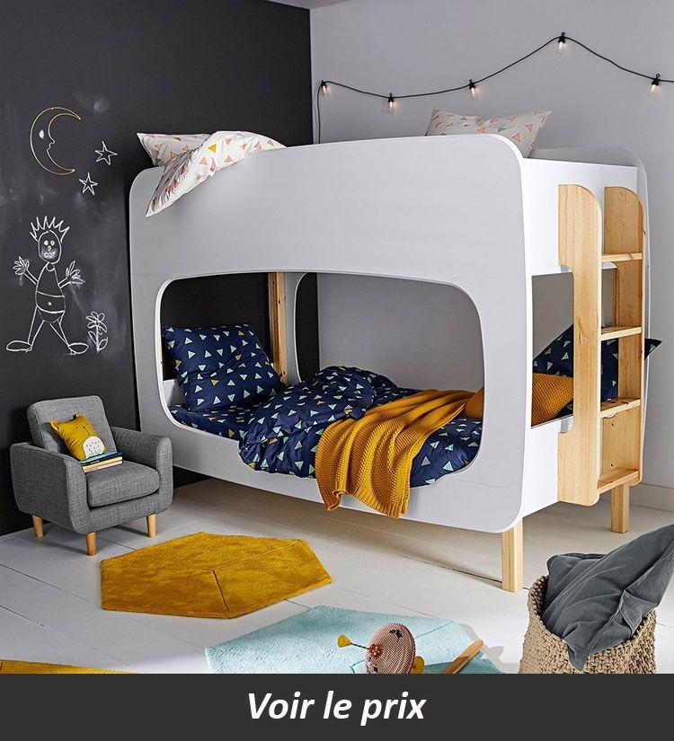 Lit Superpose Enfant Quel Modele Choisir Pour Gagner En Place Bunk Bed Designs Small Kids Bedroom Kid Beds