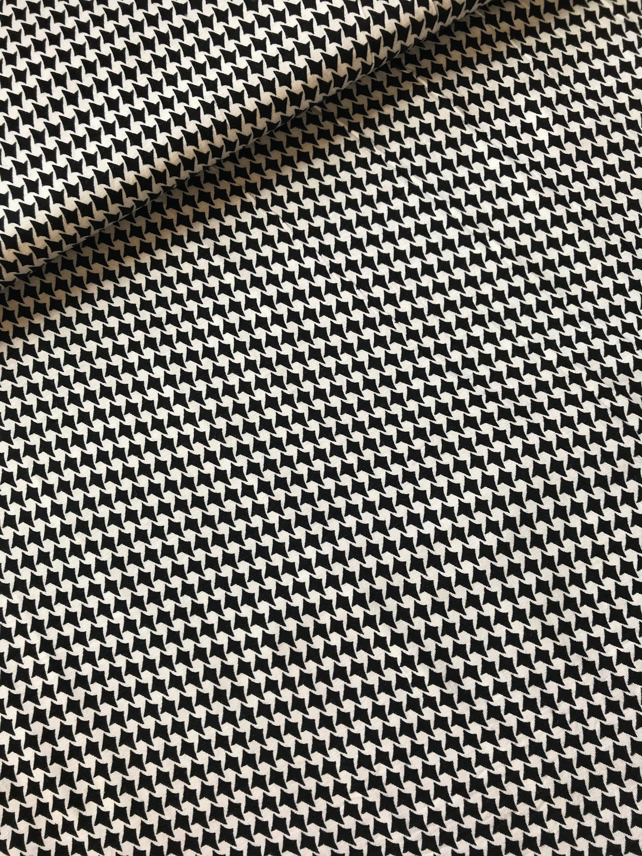 34+ Stoff schwarz weiss gemustert Sammlung