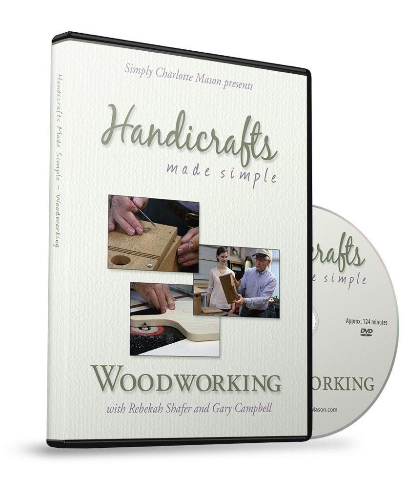 Handicrafts Made Simple Woodworking Woodworking School In 2019