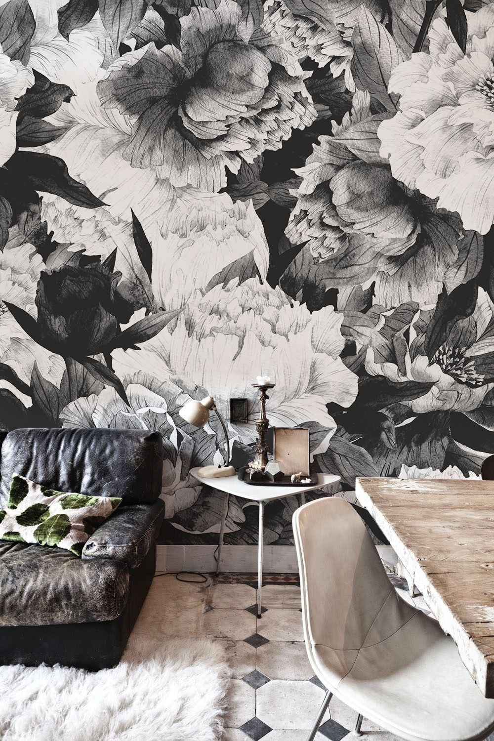 Pin By Coloray Decor On Wallpapers Peony Wallpaper Temporary Wallpaper Removable Wallpaper