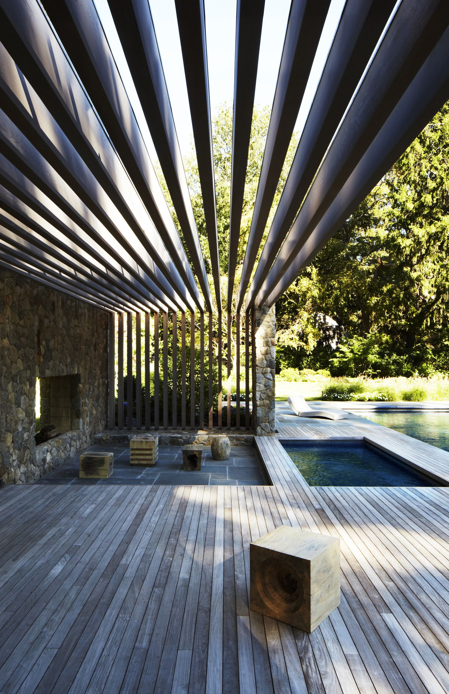 Span Architects Pool Houses Outdoor Design Exterior Design