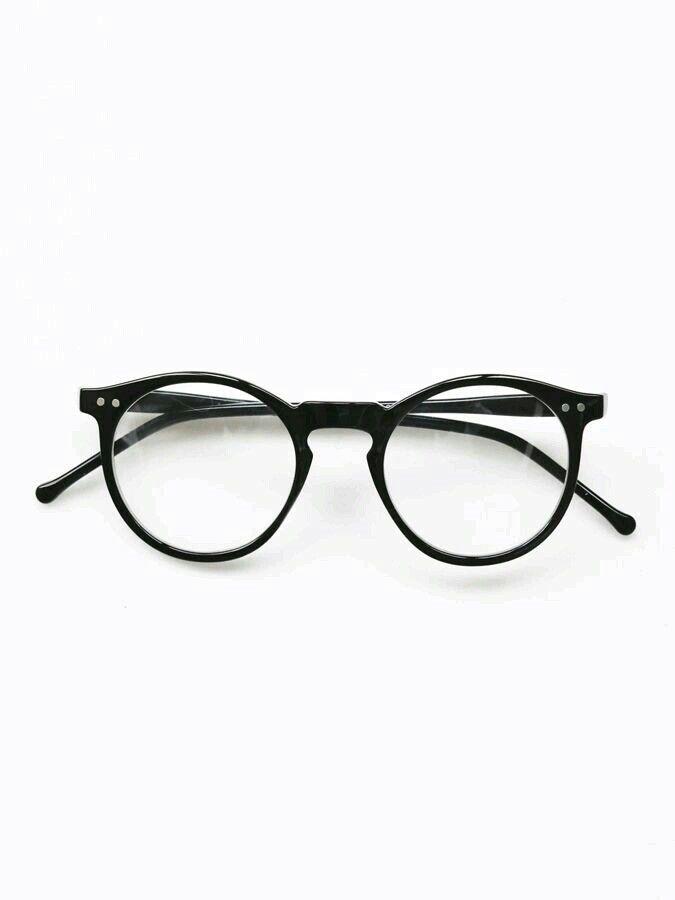 4dc0ae503f Pin de avellaneda en calma | Lentes circulares, Gafas transparentes ...