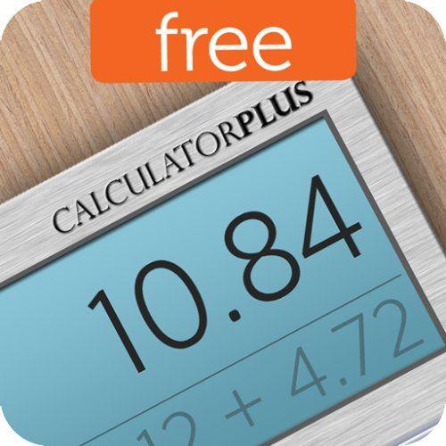 Calculator Plus Free by Digitalchemy, LLC, http//www