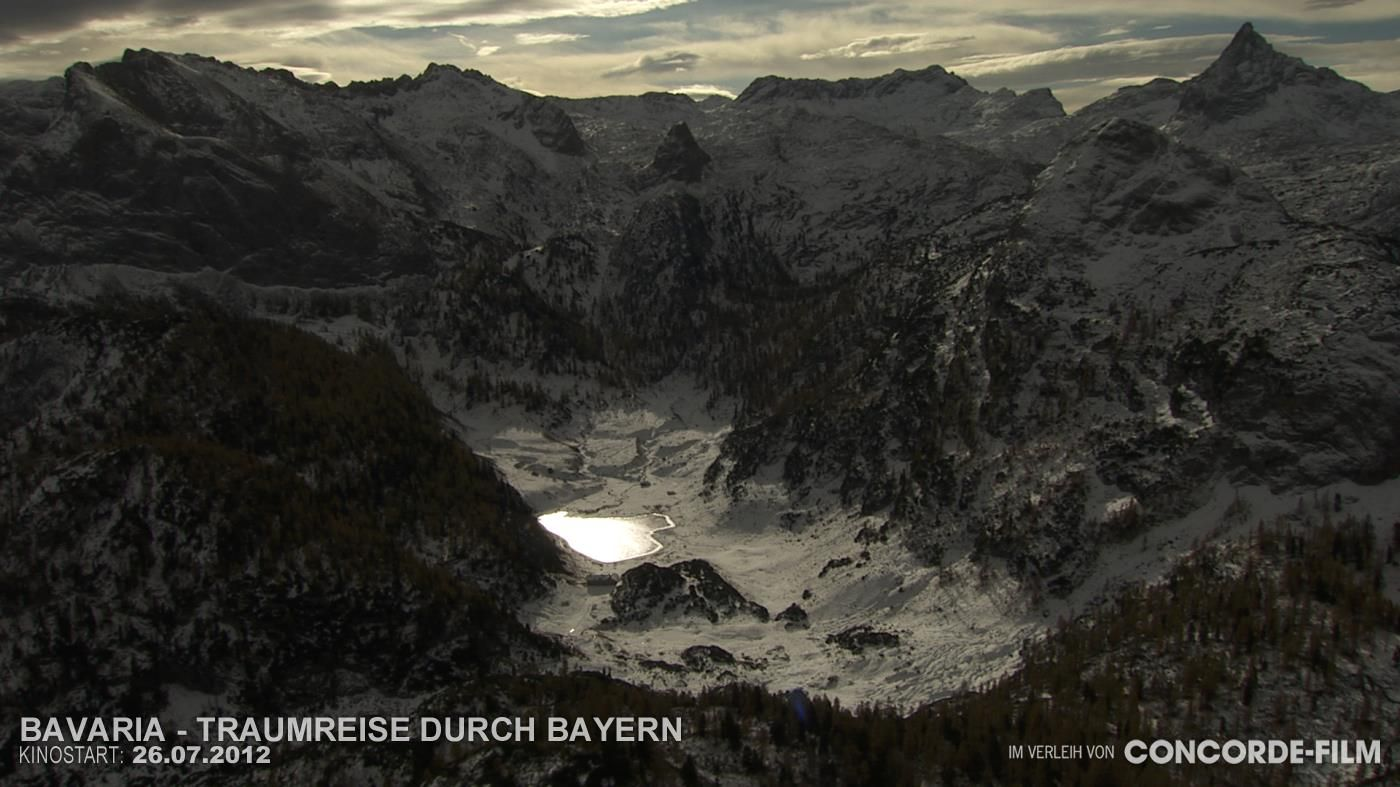 Funtensee, Nationalpark Berchtesgaden  © 2012 Concorde Filmverleih GmbH