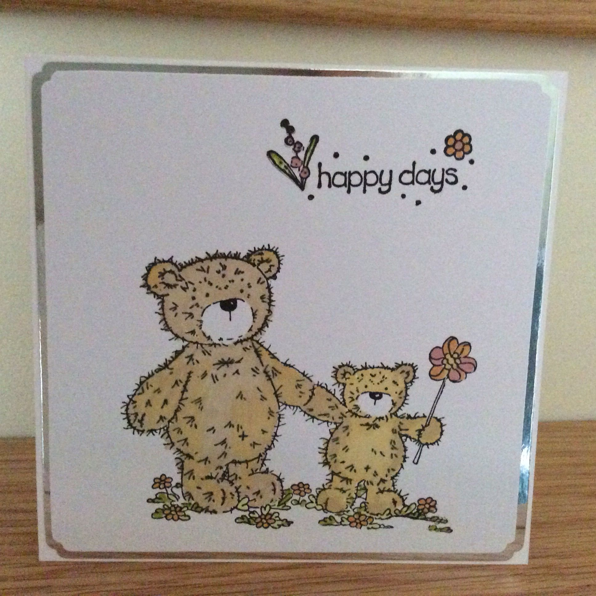 Stamped reddy card will add age for sale