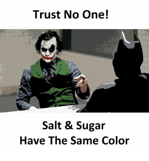 trust no one memes that ll serve as your reminder joker