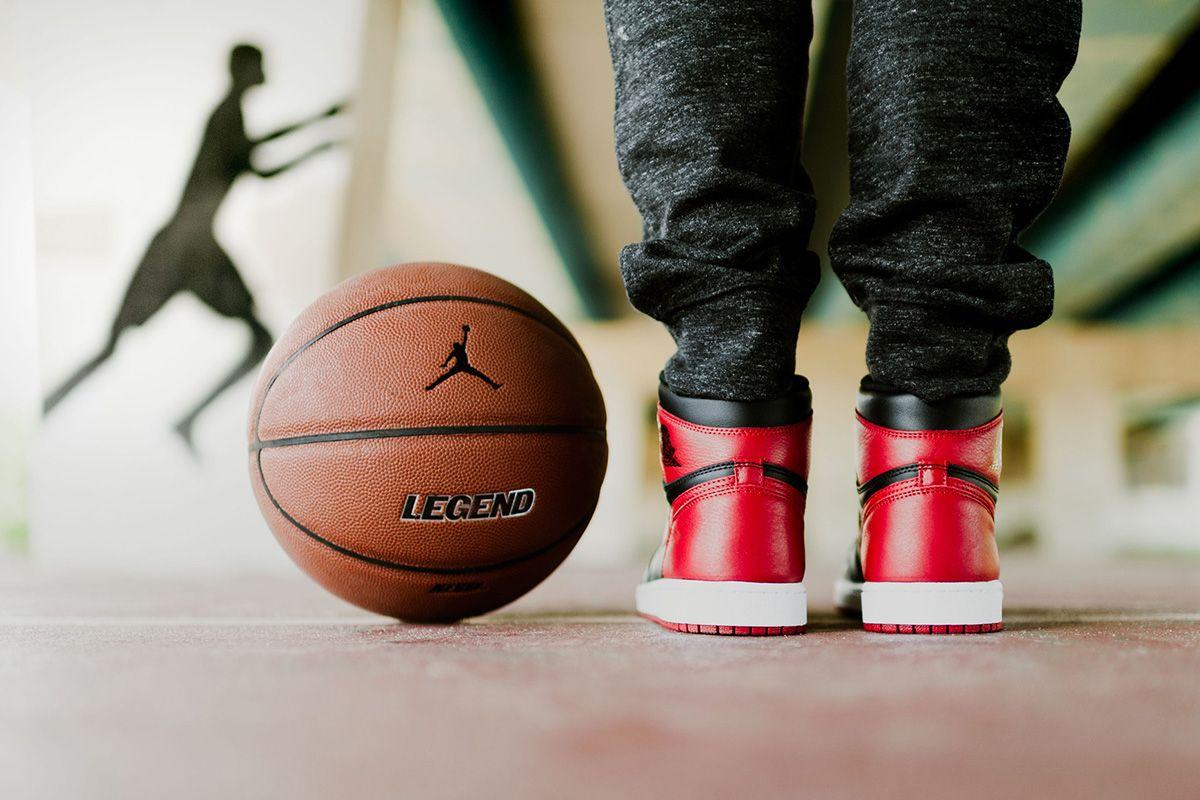 Air Jordan 1 Retro High OG BRED Banned 2 photo