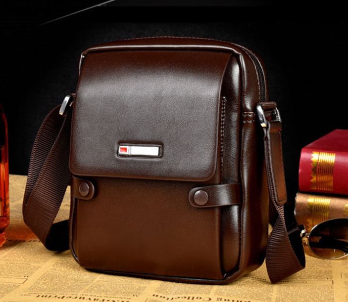 a83c9aadff men leather High Quality Genuine Leather Men Bags Small Designer ...