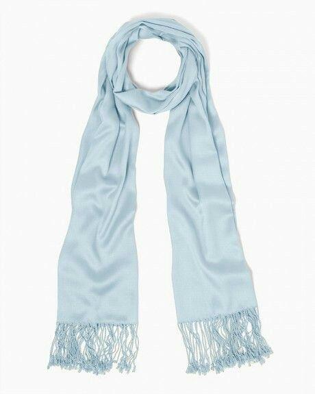 Baby blue scarf fr @charmingcharlie