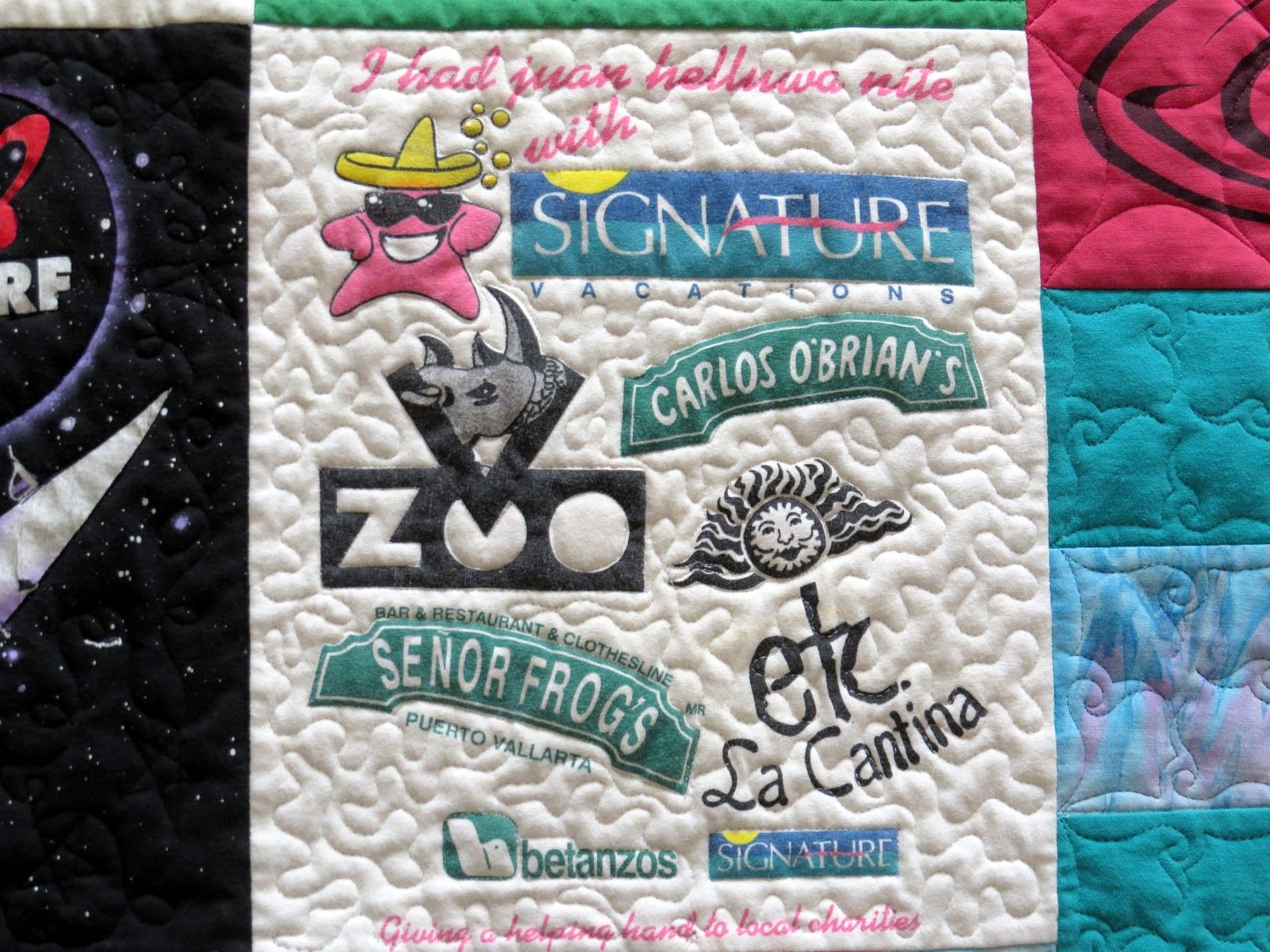 No Rules Quilting Quilts, Longarm quilting, Eye candy