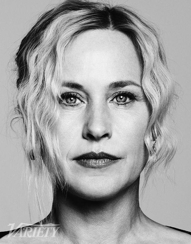 Women We Love series on Amanda Judge Blog with Patricia Arquette