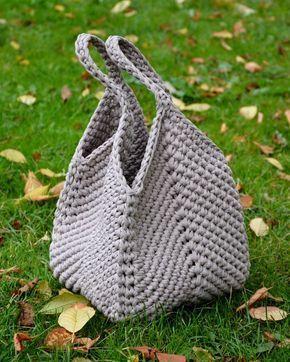 HÄKELTASCHEN-MUSTER, Markt-Einkaufstaschen-Muster, Handtaschen-Muster, Eimertaschen-Muster, U... #bagpatterns