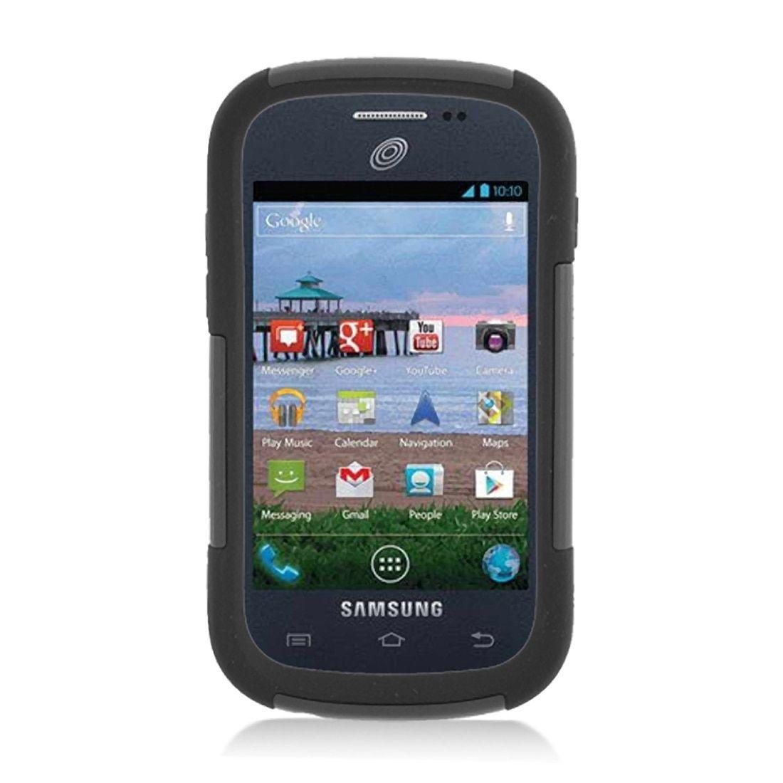 Samsung S738c Hybrid Stand Case Prepaid Phones Samsung Galaxy