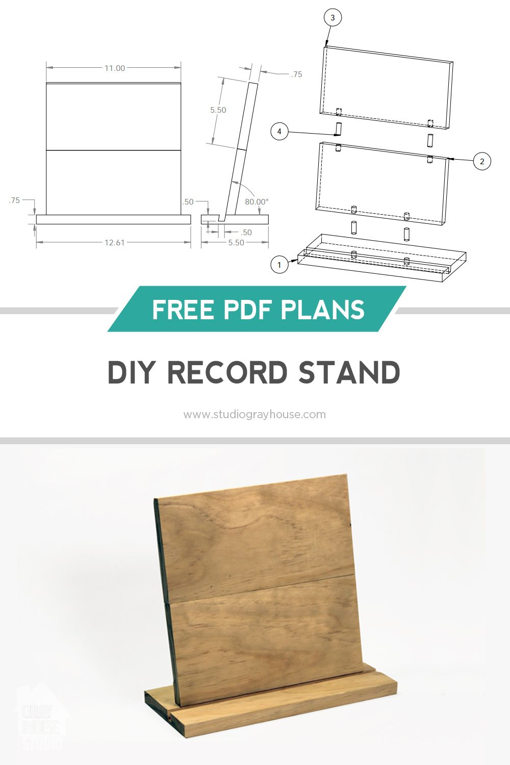 Album Cover Artwork Can Make For An Interesting Alternative To Traditional Art Make Your Own Diy R Record Stand Woodworking Ideas Pallets Vinyl Record Display