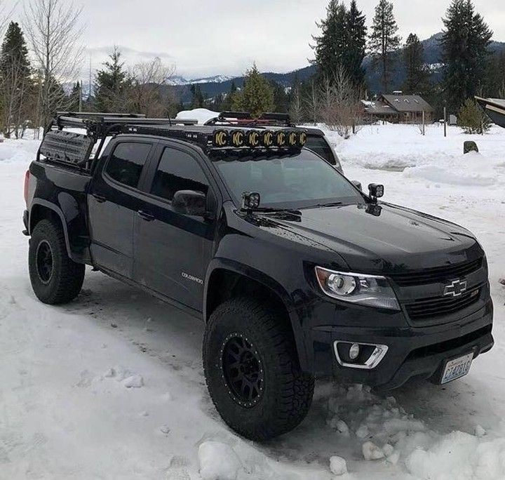Rate 1 10 Overland Tractor It S A Solid 10 From Us R Chevy Colorado Accessories Chevy Trucks Overland Truck