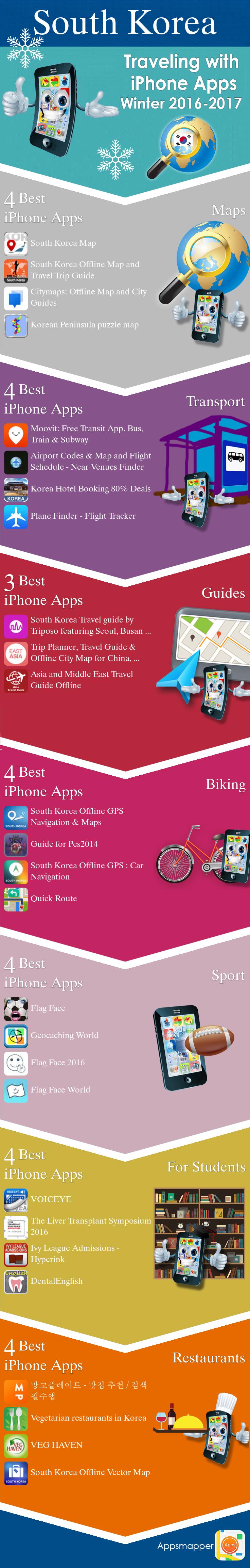 South Korea Iphone Apps App Travel App Iphone Apps
