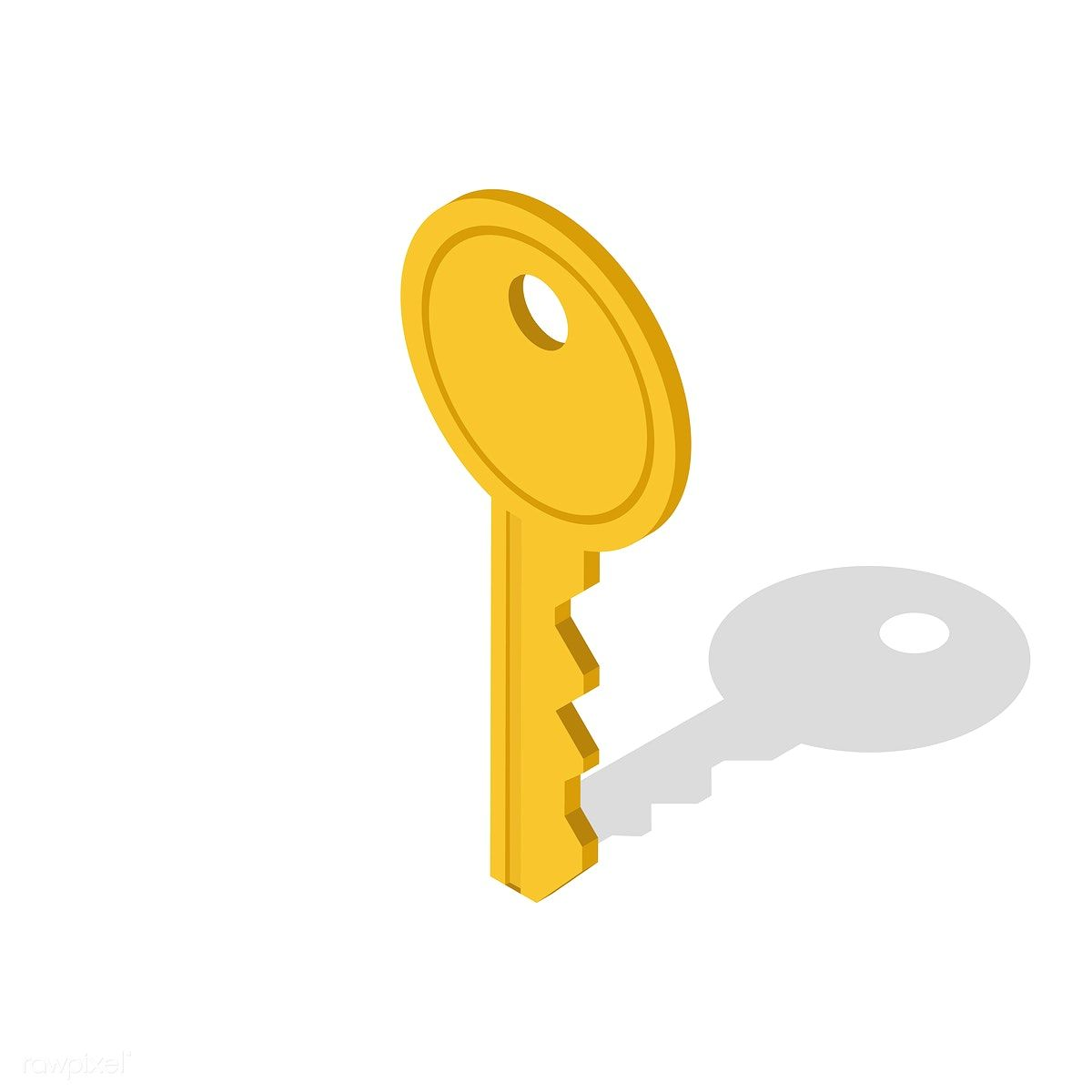 Vector Image Of Key Icon Free Image By Rawpixel Com Key Icon Image Key Vector Images
