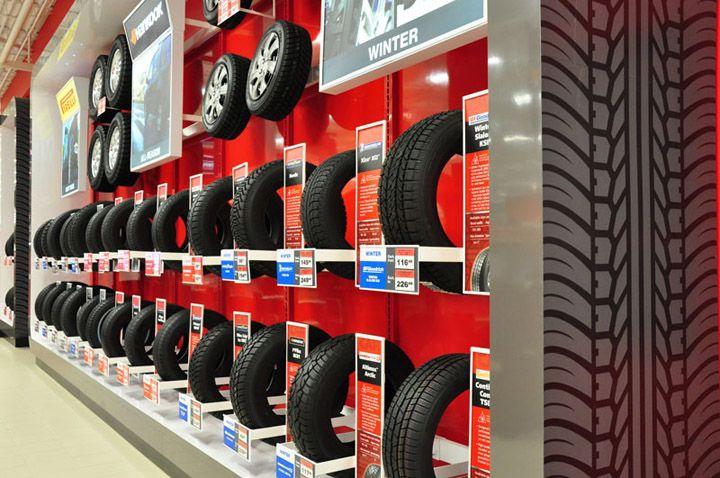 Pin By Amelia Falco On G Hy Pav Tyre Shop Digital Signage Garage Storage Solutions
