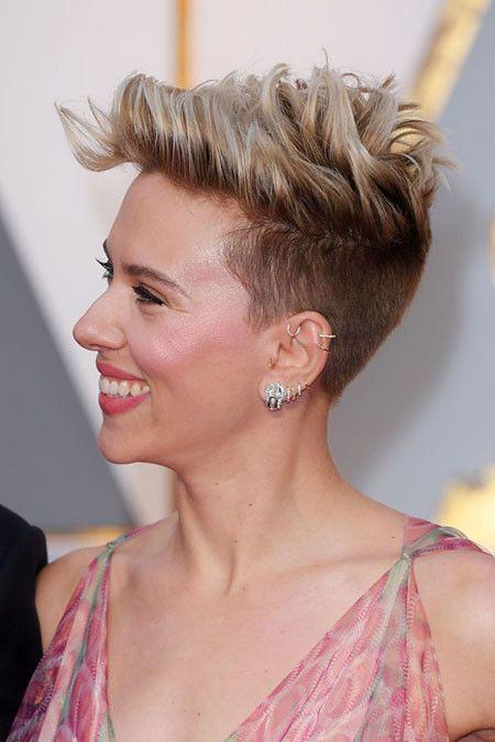 Best Scarlett Johansson Short Hair