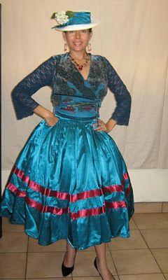 cbb944a79 Peruvian Typical Dresses / Trajes Tipicos Peruanos: Ayacucho,Mestiza ...