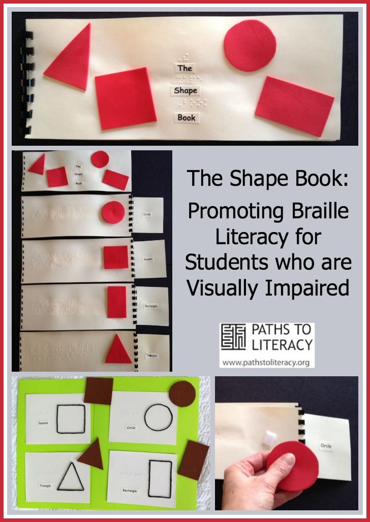 The Shape Book | Literacy, Worksheets and Third